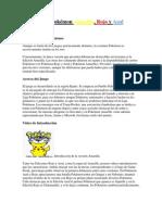 Guía de Pokemon Amarillo