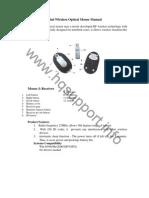 Manual Minimose Optico
