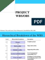 WBS_OBS