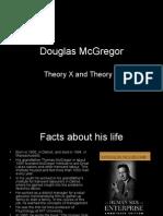Douglas McGregor Presentation