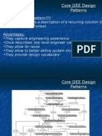 Core J2EE Design Patterns