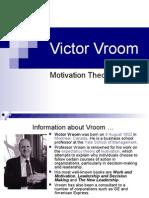 Victor Vroom Presentación