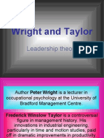 Wright and Taylor