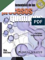 PROCESOS_QUIMICOS_FELDER