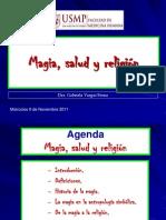 14-Catorceava Clase-magia, Salud y Religion-9nov11[1]