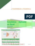 Estatística Aplicada no Excel