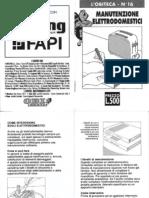 (eBook- Manuali - ITA) OBIteca - 16 - Manutenzione Elettrodomestici (NoOCR)