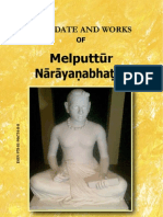 Dr. Jinitha k.s. - Life, Date and Works of Melputhur Narayanabhatta