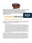 Fright Fest 2011