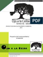 Presentaci—n PP. Facebook y Blo g. Proyecto Ojo a la Ceiba.
