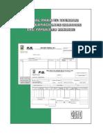 Manual llenado del Formularios de Declaración Jurada (HR - PU)[1]