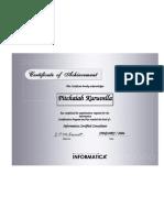 Certified Const