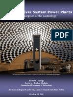 CRS Power Plants