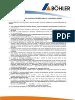 Condiciones Generales Soldaduras Rev.03
