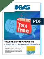 Tax Free Shopping Guide