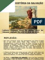 3a. aula - Abraão - inicio da salvação_Infantil
