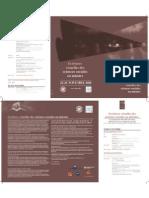 Programme Colloque 22-24 November