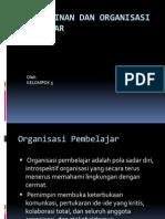 Bab 8 Kepemimpinan Dan Organisasi Pembelajar