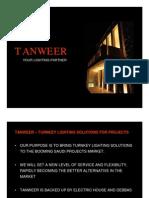 Tanweer Presentation 30 03 07