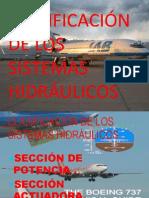 CLASIFICACIÓN DE LOS SISTEMAS HIDRÁULICOS
