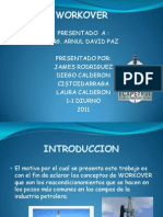 Exp. Resumen de Workover