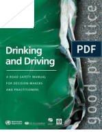 Drinking&Driving English
