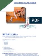 Biomecanica en El Futbol i