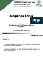 Máquina Torus - Paulo Cesar Eschberger Alves