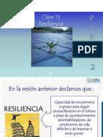 Clase 19[1]. Resiliencia Segunda Parte