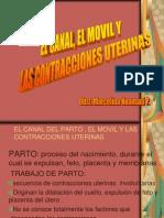 El Canal El Movil y Las Contracciones Uterinas