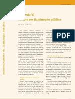 Capitulo 6 Fasciculo to Da Iluminacao Publica No Brasil