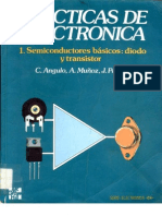 Electronic A) Semi Conduct Ores Diodo y Transistor by Diponto