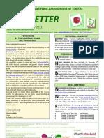DCFA Nov-Dec 2011 Newsletter