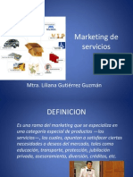 Marketing de Servicios LGG