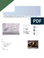 Curriculum Laura Landeo 2011