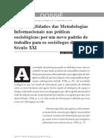 Texto Prof. 2 Tavares - Metodologias is