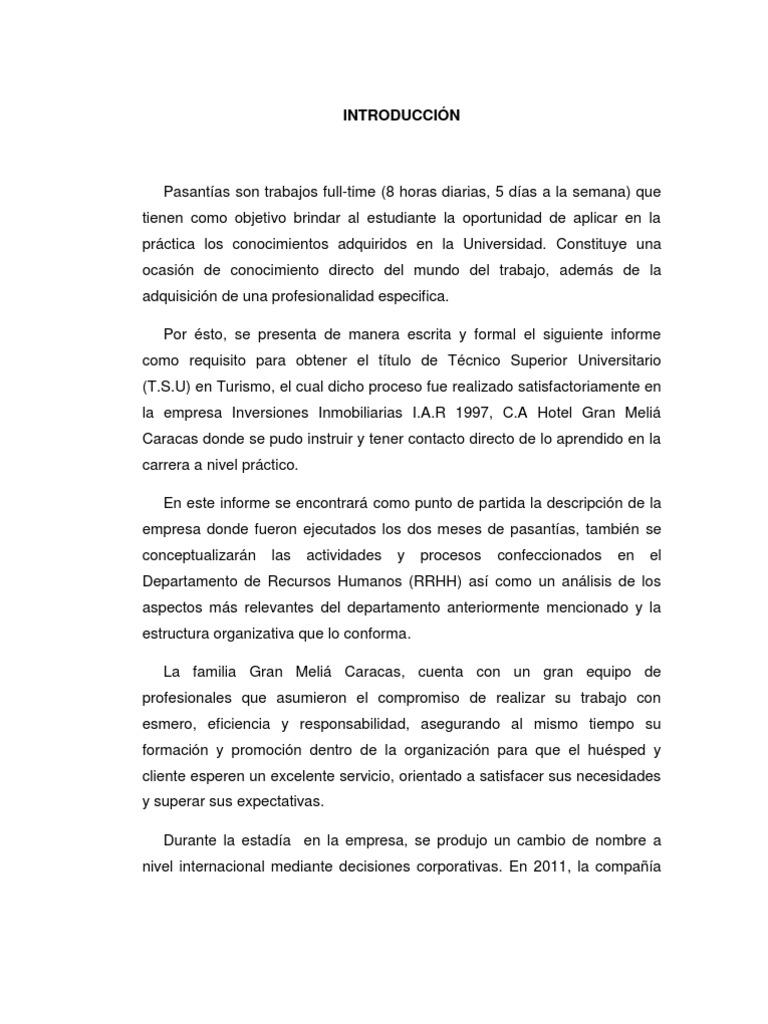 Informe de Pasantia - Em\' 1