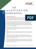 Modelo PCF de La APQC