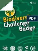 Biodiversity Challenge Badge