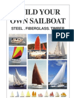 Build Your Own Sail Boat