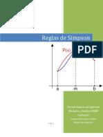 Metodo de Simpson