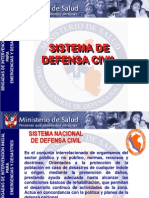 Sistema de Defensa Civil