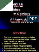 URGENCIAS MÉDICAS ODONTOLOGICAS