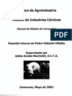 Manual de Industrias Cárnicas
