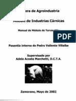 Manual de Industrias Cárnicas