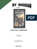 P-200 - A Rota Para Andrômeda - K. H. Scheer