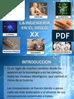 La Ingenieria en El Siglo XX