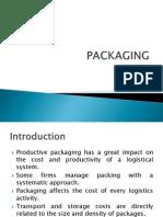 Lsm - Packaging