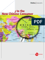 Marketing to the Chinese Consumer[1]