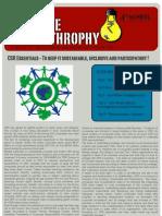 4th Wheel Newsletter October, 2011 Issue 3